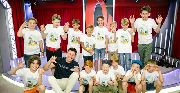 Пять юных слушателей «Русского Радио» станут героями фильма - Новости радио OnAir.ru