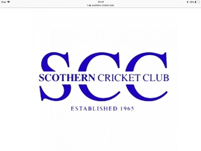 Scothern Cricket Club Logo