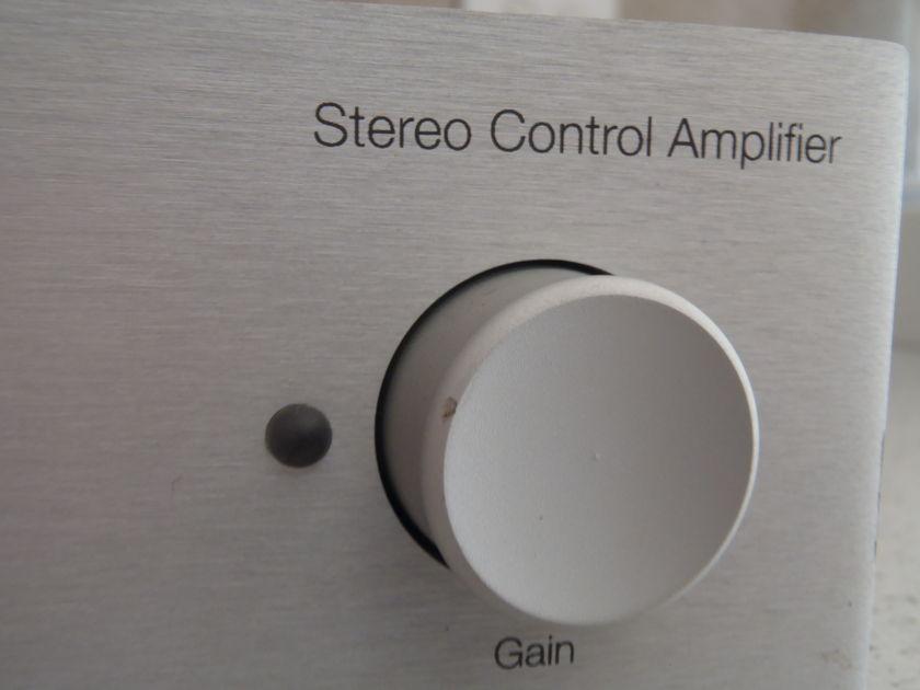 PS Audio Trio C100 100wpc remote integrated amplifier