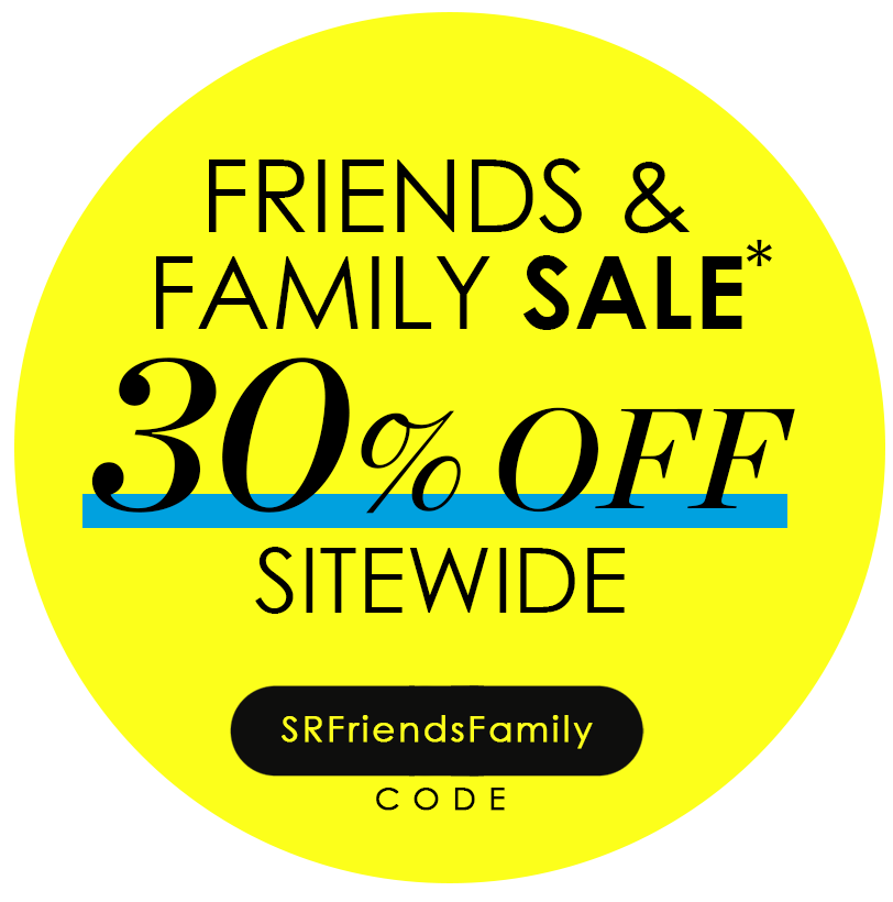 Friends and Family Sale:  Thirty percent off site wide, excludes pink drink