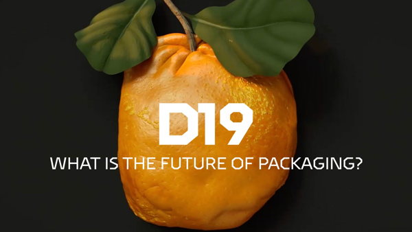 Dieline Conference 2019: 🦠📦🤖 Bacteria, A I , and a Box