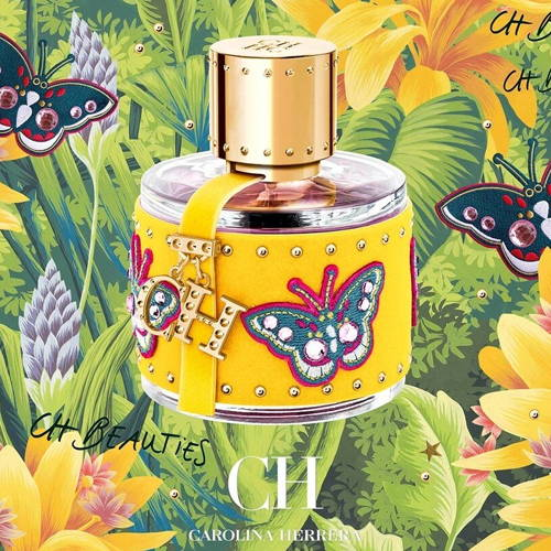 Perfume Carolina Herrera CH Beauties EDP en Club de Fragancias