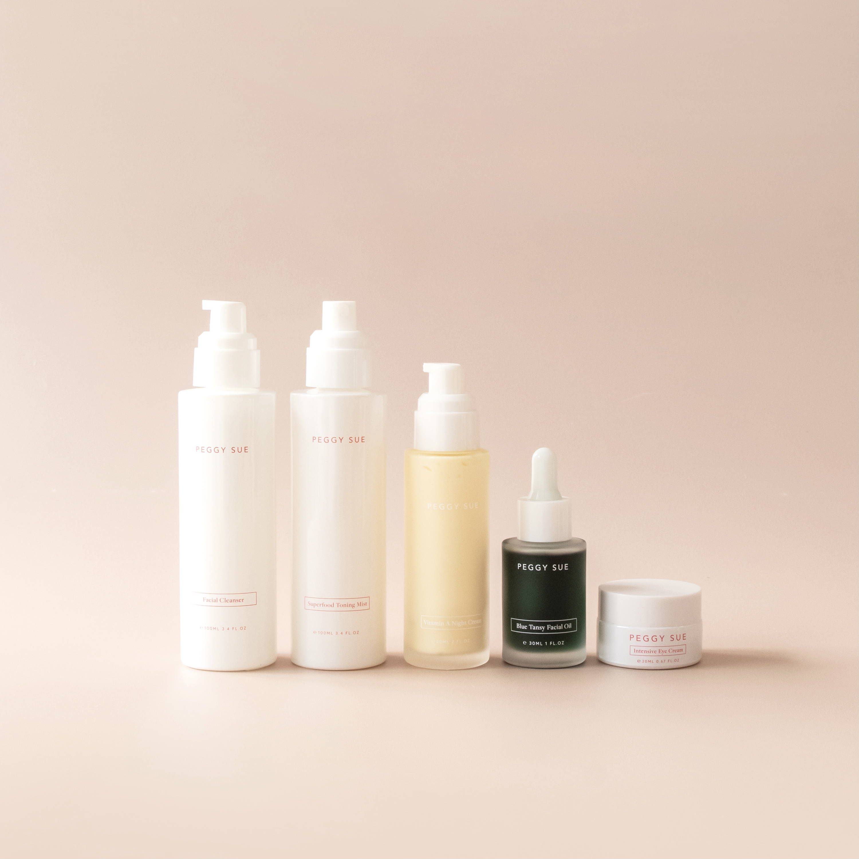 Product shot of PM Skincare Bundle