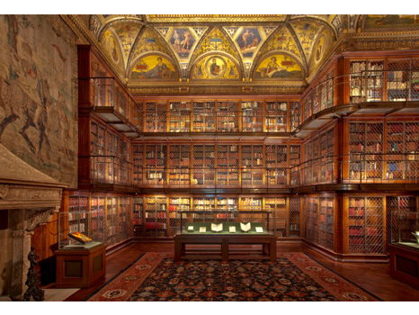 Private Guided Tour for 10 at the Morgan Library