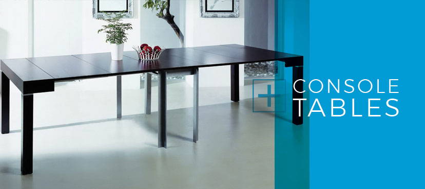 Console Tables - Small Space Plus - Toronto