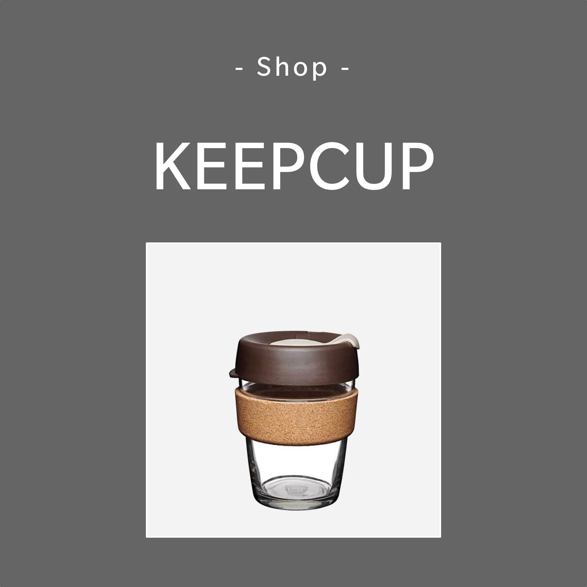 KeepCup Brand Page