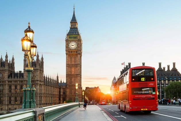 Обзорная пешеходная экскурсия Лондон в 15:15