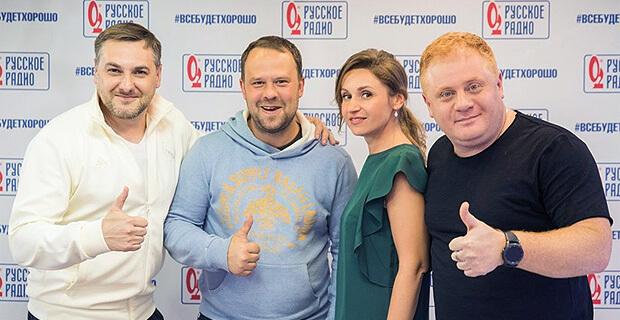 Кирилл Плетнёв в гостях у «Русских Перцев» - Новости радио OnAir.ru