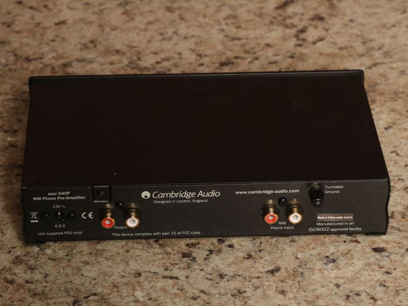 Cambridge Audio 540p MM Phono Preamp