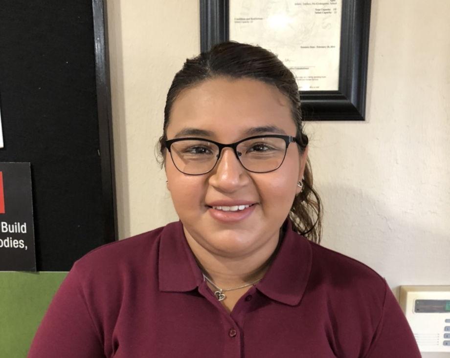 Ms Yuleidi Umanzor , Assistant Teacher Preschool