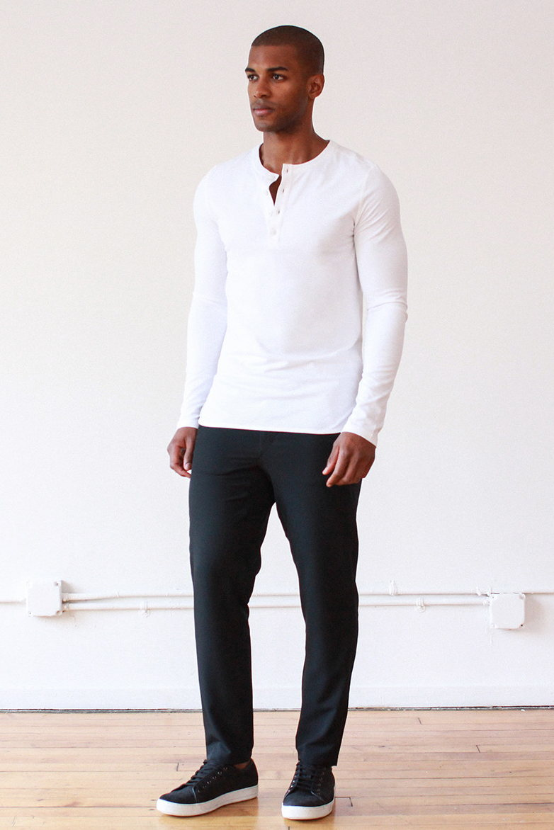 PURSUIT – AIRPLANE TO BUSINESS MEETING PANT / STRAIGHT FIT