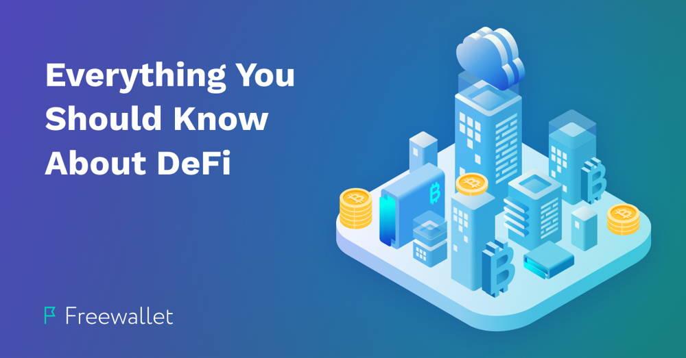 What is DeFi – Decentralized Finances