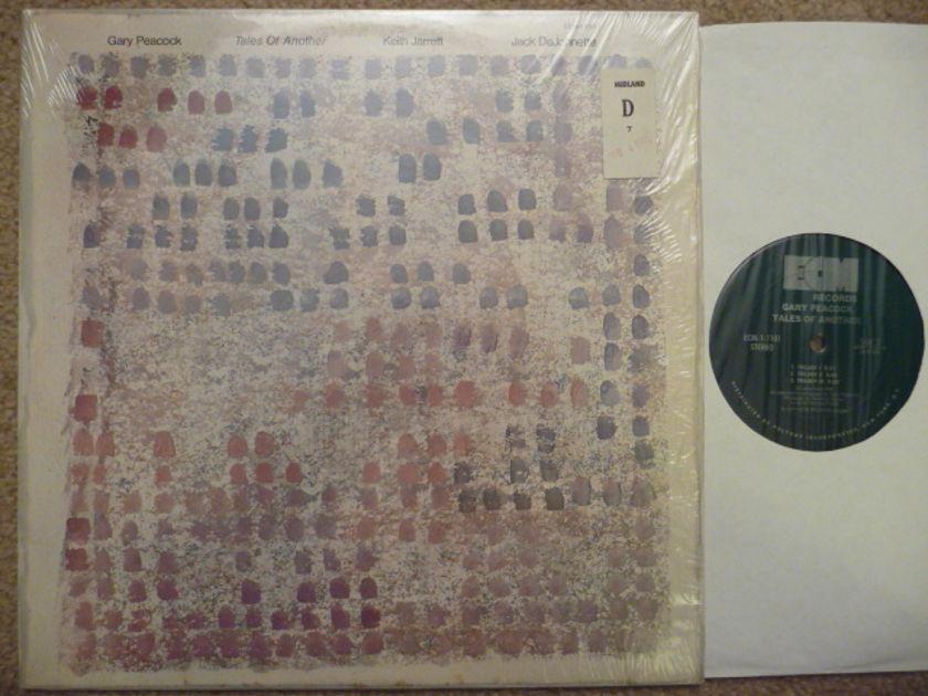 Gary Peacock  - TALES OF ANOTHER ECM LP