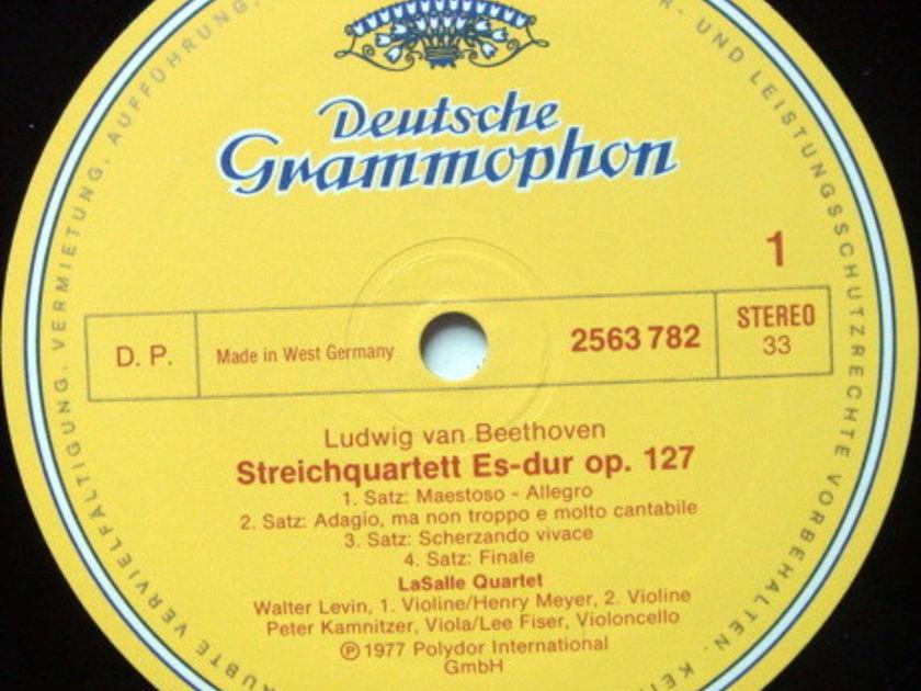 DGG / LASALLE QT, - Beethoven The Late String Quartets, NM, 4LP Box Set!