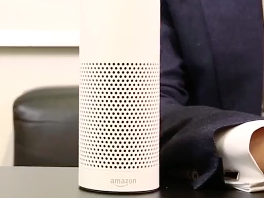 Hamburg - Amazon Echo Spracherkennung