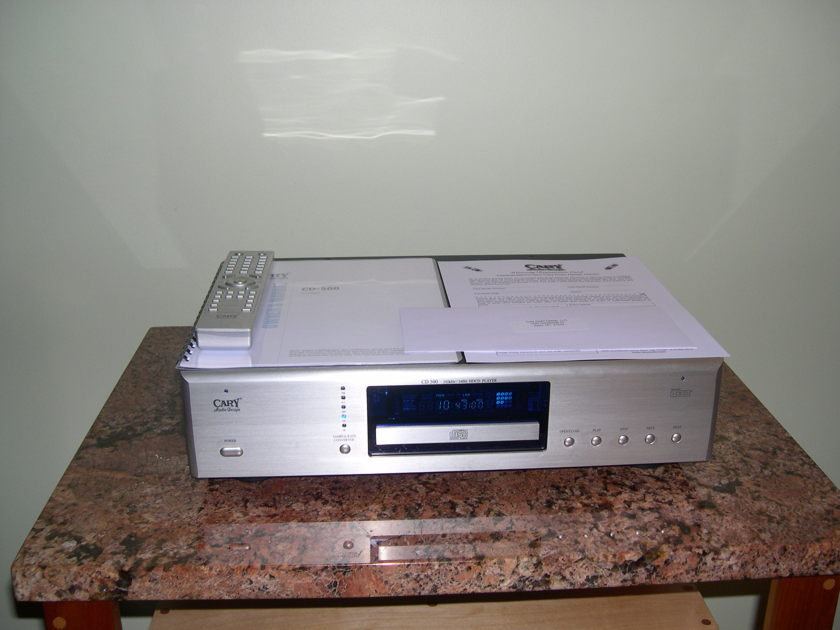 CARY  CD500 LIKE NEW!