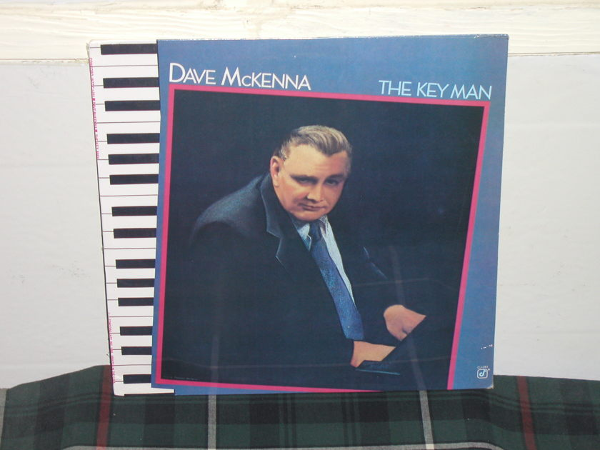 Dave McKenna - The Key Man (Pics) Still SEALED concord (pics)