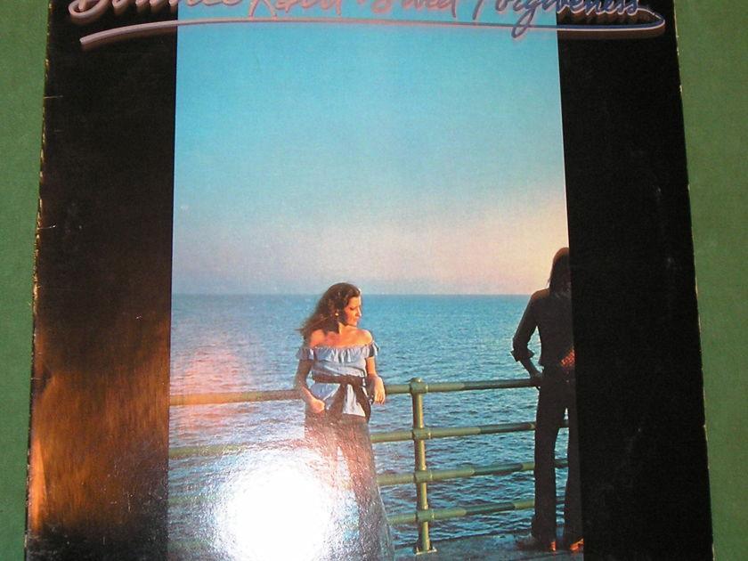 "BONNIE RAITT ""SWEET FORGIVENESS"" - * 1977 ""PALM TREE"" LABEL 1st PRESS * PRE-BARCODE"