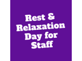 Rest and Relaxation Day for STAOPCS Staff