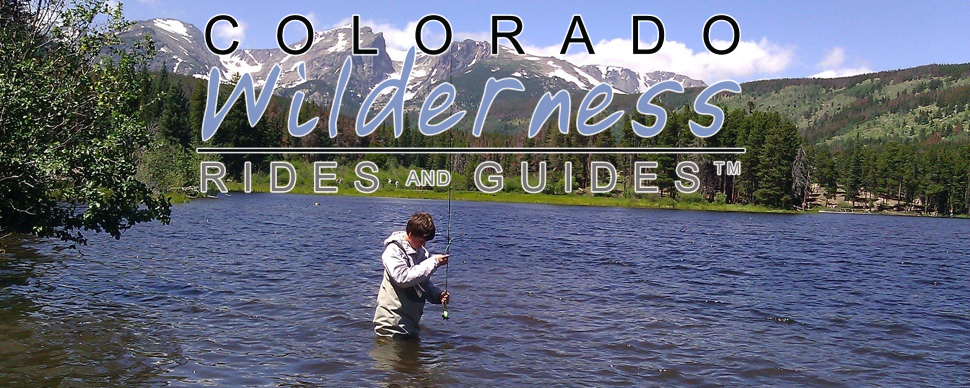 Colorado Wilderness Rides And Guides