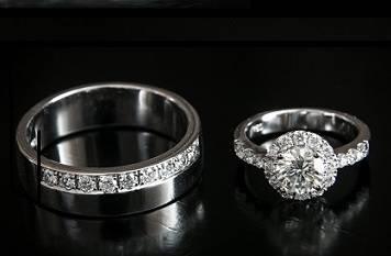 Bespoke diamond eternity and engagement rings - Pobjoy Diamonds