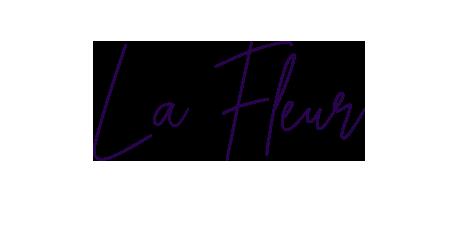 Collection de foulards en soie virginie riou, la fleur 2019