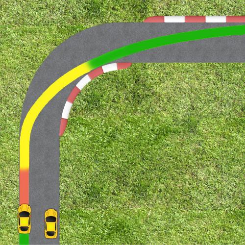 incorrect overtake position