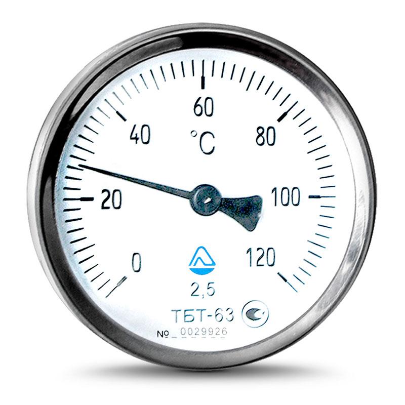 Термометры биметалические ТБТ
