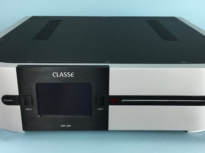 Classe CDP-202 CD Player/Preamp
