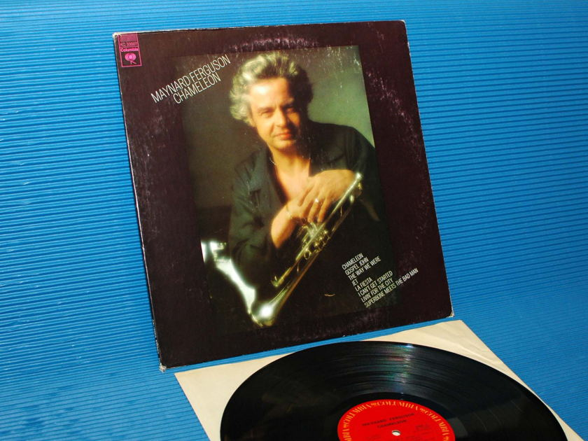 """MAYNARD FERGUSON - - """"Chameleon"""" - Columbia 1974"""