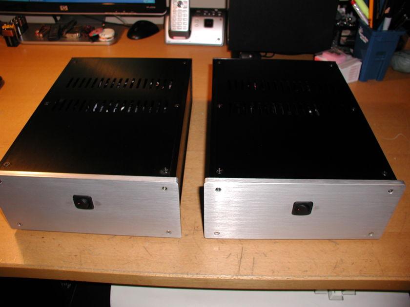 ICEPower 1000ASP Bel Canto Ref 1000 Clones Monoblock Pair Class D
