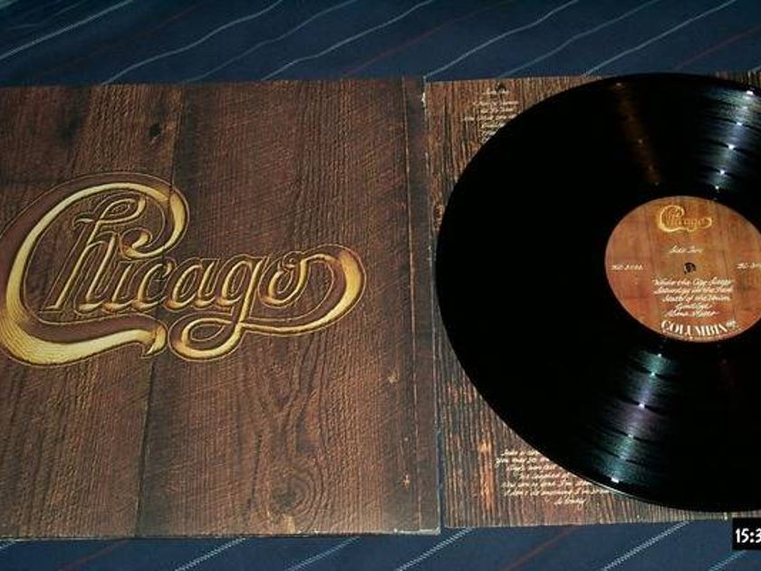 Chicago - V With 2 Posters lp nm
