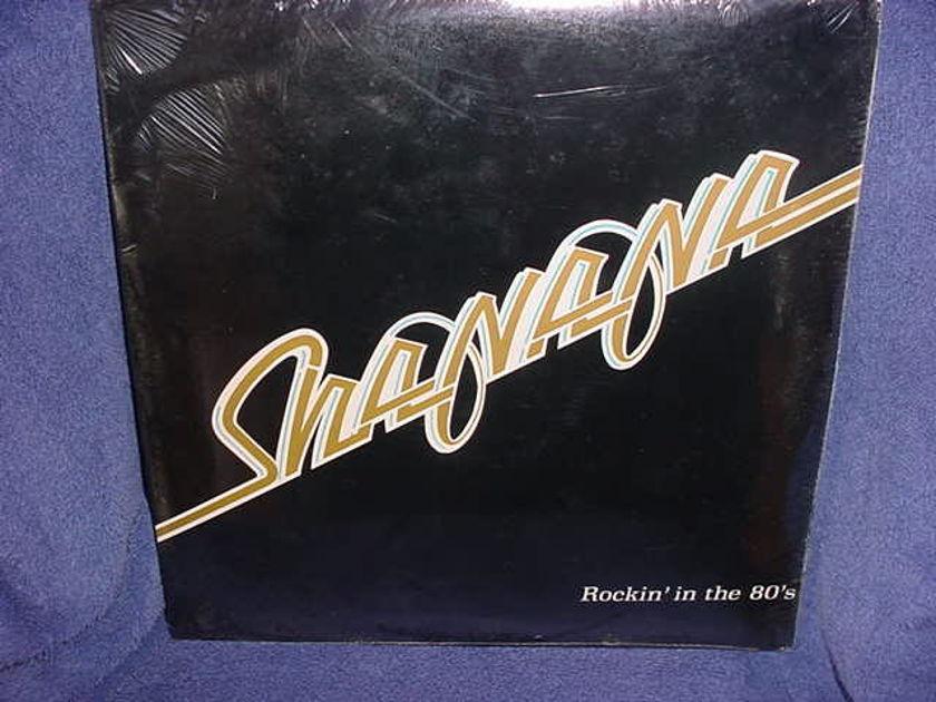 Sha Na Na  - Rockin' in The 80's  Shanana NR-12318 lp Sealed 1980 release USA