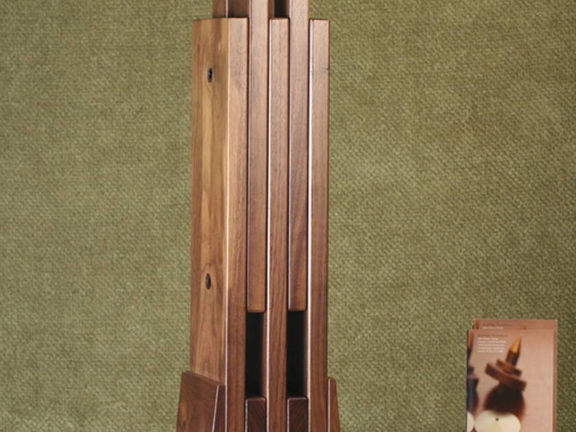 """Core Audio Designs Model """"B"""" v.2 Adjustable stand. Height variable from 22""""-29"""""""