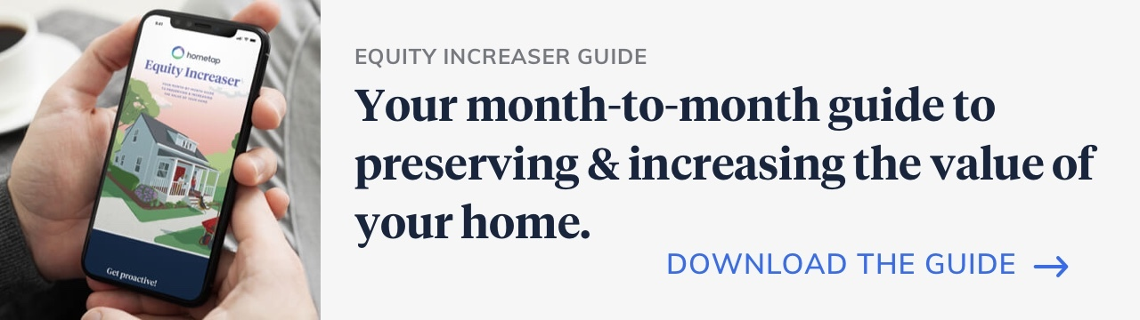 Downloadable guide for increasing the equity in your home
