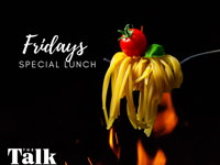 FRIDAYS SPECIAL LUNCH image