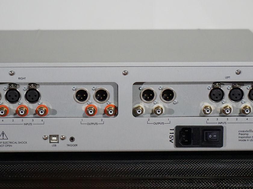 Constellation Audio Inspiration PREAMP 1.0 Preamplifier