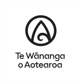 Te Wānanga o Aotearoa logo