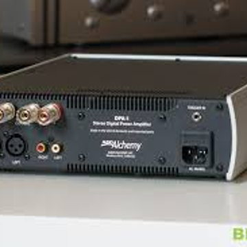 DPA-1 Stereo Amplifier