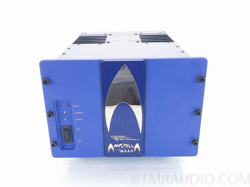 Spread Spectrum Technologies  Son Of Ampzilla 2000 Stereo Power Amplifier; SST (2840)