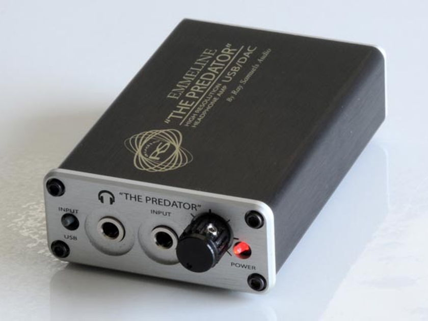 "Ray Samuels Audio  Emmeline ""The Pedator"" Portable Headphone USB/DAC AMP"