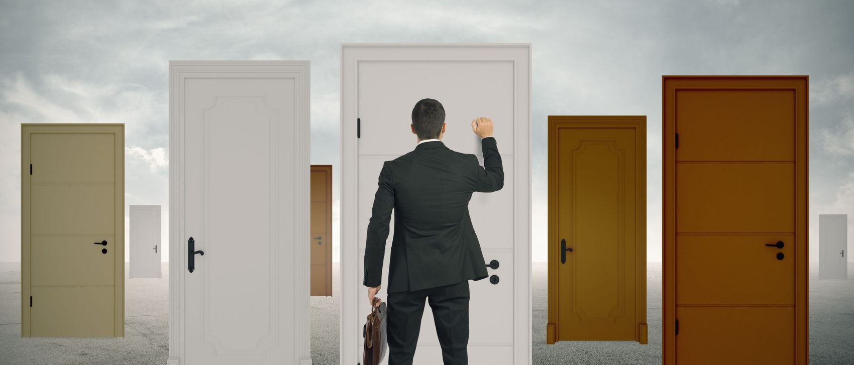 The Best Sales Lesson From Wildly Successful Entrepreneurs? Go Door-to-Door