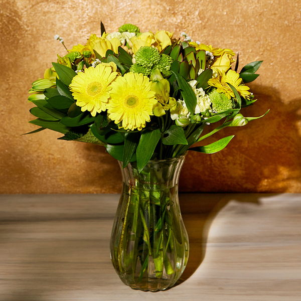 Lime Zest Bouquet_flowers_delivery_interflora_nz