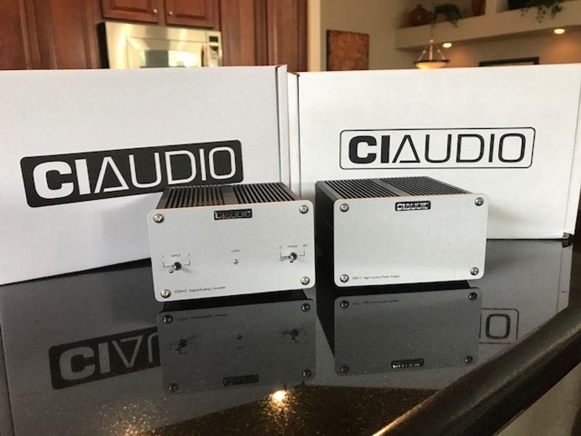 Channel Islands Audio VDA-2 Digital to Audio converter