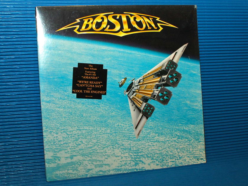 """BOSTON - - """"Third Stage"""" - MCA 1986 Sealed!"""
