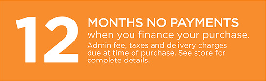 12 Months No Payments