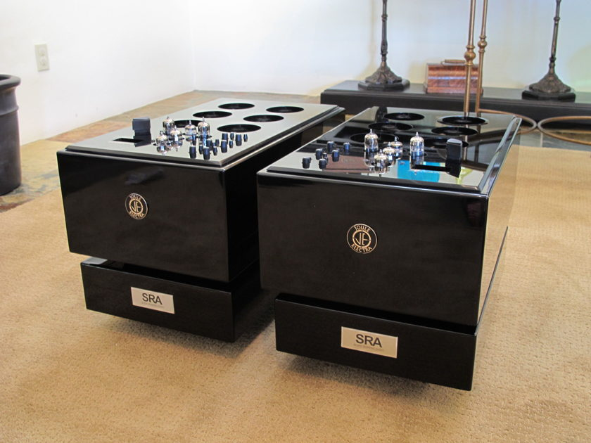 Joule Electra VZN-100 mkIV Marquis Musicwood Mono Blocks
