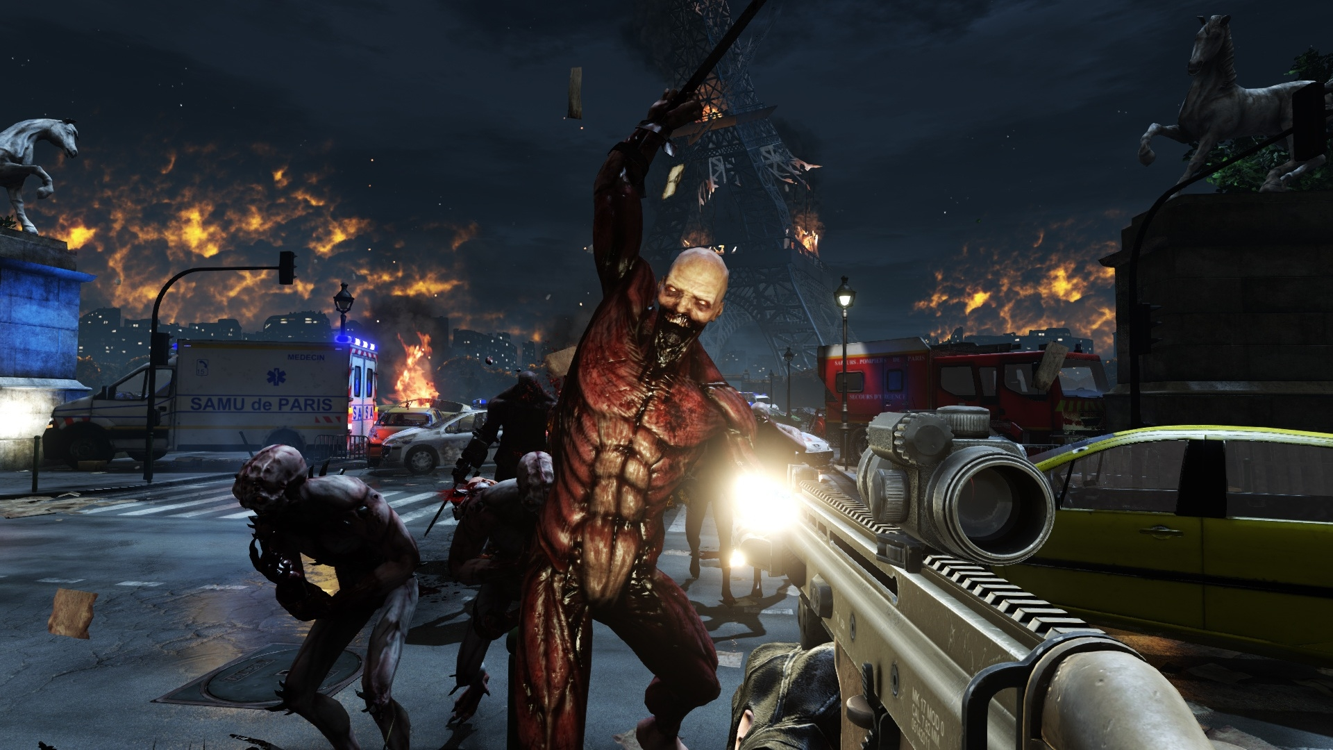 Killing Floor 2   What Are The Best Online Co Op Games On Steam?   Slant