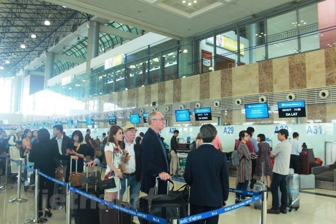 Passenger transport in northern airports ups 10.5% in 4 months