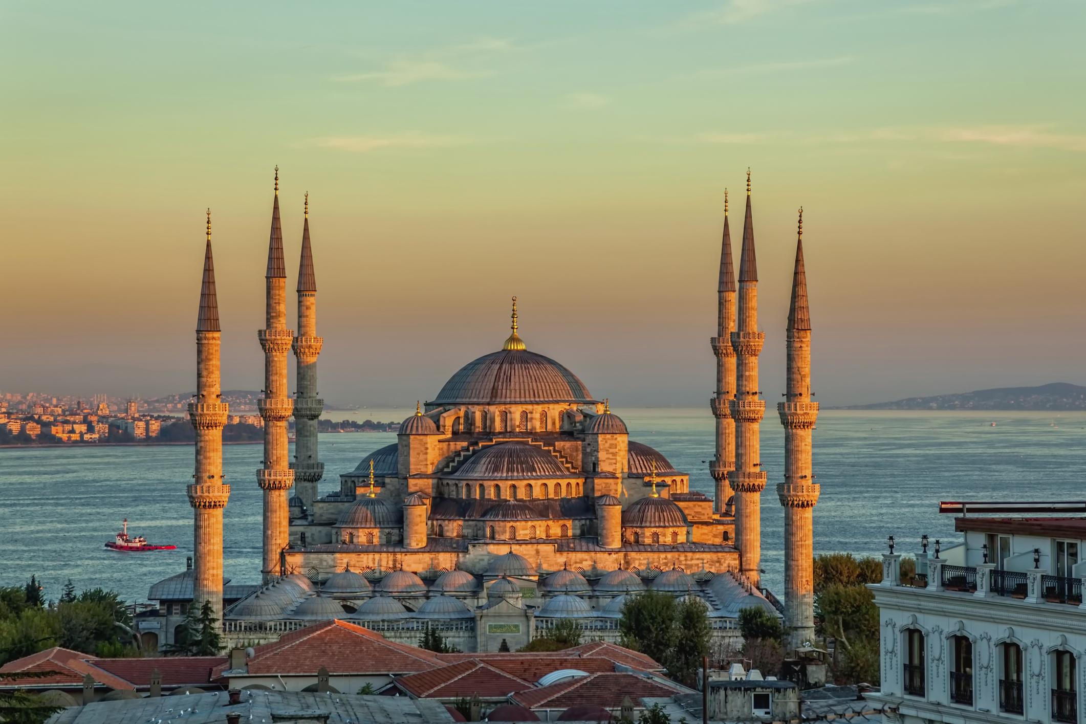 Самые красивые места в стамбуле фото